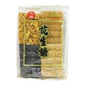 Mixed Peanut & Sesame Brittles (九福四式花生糖)