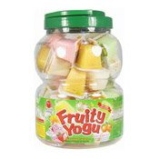 Fruity Yogu Jellies (Assorted) (果凍)