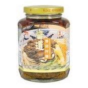 Shiitake Mushrooms Paste (醬道香菇拌醬)
