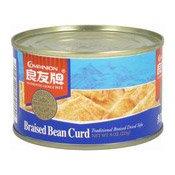 Braised Bean Curd (良友牌紅燜素雞)