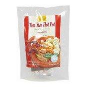 Tom Yum Hot Pot Noodles (冬蔭火鍋料)