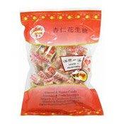 Almond & Peanut Candy (金百合花生酥)