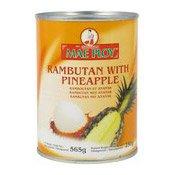 Rambutan With Pineapple (糖水龍鳳果)