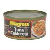Tuna Caldereta (魚塊)