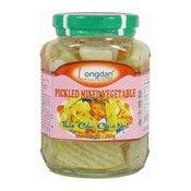 Pickled Mixed Vegetable (酸什菜)