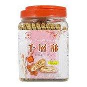 High Fibre Biscuits Puff (Almond) (萬里香千層酥)