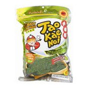 Crispy Seaweed (Wasabi Flavour) (小老板紫菜)