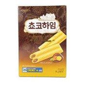 Choco Heim Choco Cream Wafers With Hazelnuts (朱古力威化)