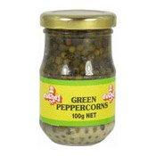 Green Peppercorns (青花椒粒)