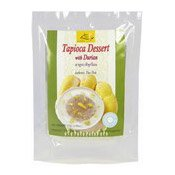 Tapioca Dessert With Durian (榴蓮西米)