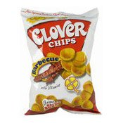 Clover Chips (Barbecue) (燒烤味粟米片)