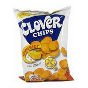 Clover Chips (Cheesier) (芝士味粟米片)