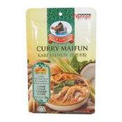Curry Maifun (Kari Beehun) (咖哩米粉)
