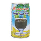 Grass Jelly Drink (Banana Flavour) (萬里香香蕉涼粉露)