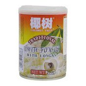 Traditional White Fungus With Longan (圓桂銀耳)