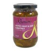 Exotic Fruit & Nut Chutney (印度調味醬)