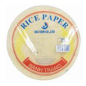 Rice Paper (18cm) (Spring Roll Wrappers) (米紙)