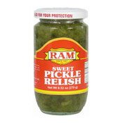 Sweet Pickle Relish (醋醃小菜)