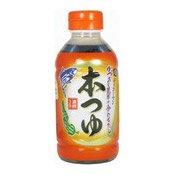 Hon Tsuyu Seasoning Sauce (萬字喬麥麵醬油)