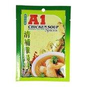 Chicken Soup Spices (清補雞湯料)