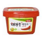 Hot Pepper Paste (Taeyangcho Gochujang (Gold)) (韓國辣椒醬)