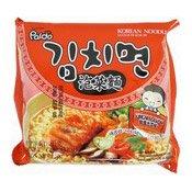 Korean Instant Noodles (Kimchi) (韓國泡菜面)
