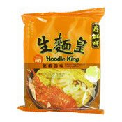 Instant Noodles King Thin (Lobster) (壽桃生麵王 (龍蝦湯))