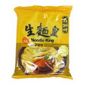 Instant Noodles King Thin (Abalone & Chicken) (壽桃生麵王 (鮑魚雞湯))