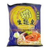 Instant Noodles King Dried Mix (Seafood) (生麵王海鮮撈麵)