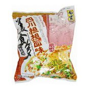 Sichuan DanDan Instant Noodles (白家四川擔擔麵)