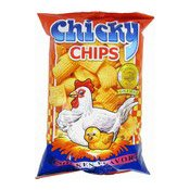 Chicky Chips (Chicken Flavoured Crisps) (雞味薯片)
