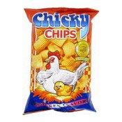 Chicky Chips (Chicken Flavoured Crisps) (雞味薯片)