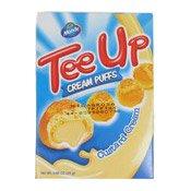 Tee Up Cream Puffs Biscuits (Custard Cream) (吉士打酥)