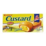 Custard Soft Cake (蛋派)