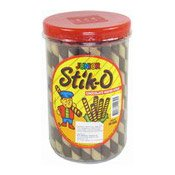 Stik-O Chocolate Wafer Stick (朱古力威化條)