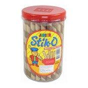 Stik-O Mocca Wafer Stick (Mocha) (朱古力威化條)