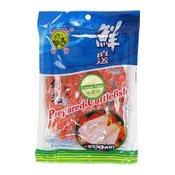 Red Slice Lemon Taste Cuttlefish (Sotong) (魷魚小食)