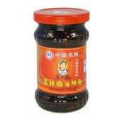 Crispy Chilli Oil (老乾媽香辣脆油辣椒)