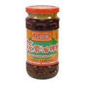 Garlic Chilli Oil (蒜蓉油辣椒)