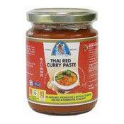 Thai Red Curry Paste (紅咖喱)
