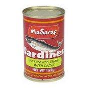 Sardines In Tomato Sauce With Chilli (茄汁沙丁魚)