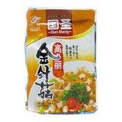 Cabbage & Needle Mushroom (國勝酸菜金針菇)