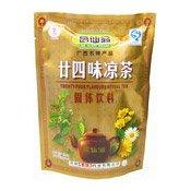 Twenty Four Flavours Tea (葛仙翁廿四味清涼茶)