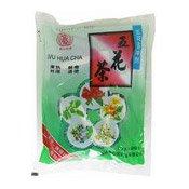Five Flower (Wu Hua) Tea Infusion (葛仙翁五花茶)