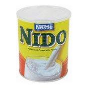 NIDO Instant Full Cream Milk Powder (牛奶粉)