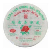 ExtraThin Spring Roll Wrappers (16cm) (越南春卷皮 16CM)