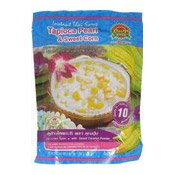 Instant Tapioca Pearl & Sweet Corn Thai Sweet (泰式甜品)