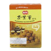 Flavoured Tea Egg Spices (茶葉蛋)