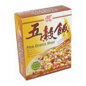 Five Grains Meal Speedi Meal (五榖飯)