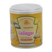 Guilinggao (Ginseng) Chinese Herbal Jelly (花旗參龜零膏)